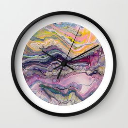Acidalia Wall Clock
