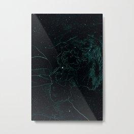 Stars Dust | Sehun Metal Print