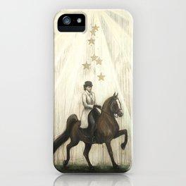 Star Horse iPhone Case