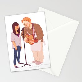 Andy & April Stationery Cards