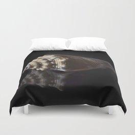 Spiral Sea Shell Duvet Cover