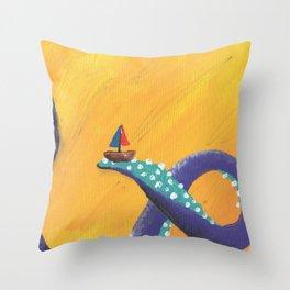 Hello Fascination  Throw Pillow