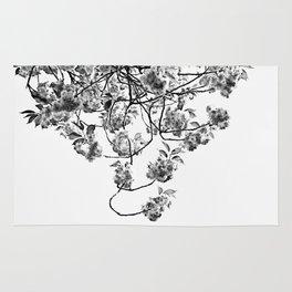 Under The Flowering Tree Rug