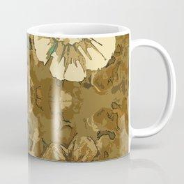 Frappe Boho Floral Coffee Mug