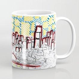 BRISBANE POSTCARD SERIES 022 Coffee Mug