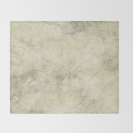 Antique Marble Throw Blanket