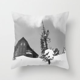 Winter 10 Throw Pillow