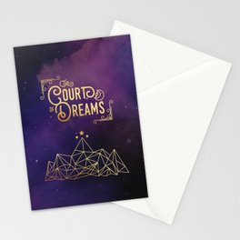 The Court of Dreams - ACOMAF Stationery Cards