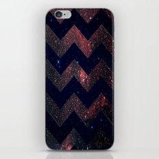 Chevron Sky iPhone Skin