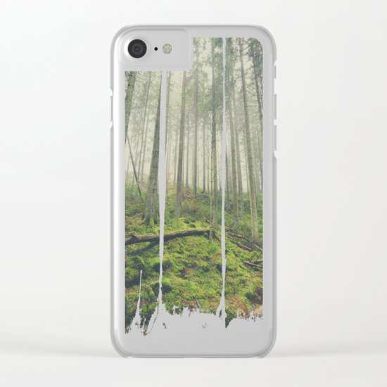 You and me Clear iPhone Case