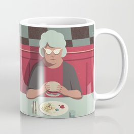 Day Trippers #11 - Diner Coffee Mug