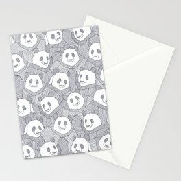 Packed Pandas Stationery Cards