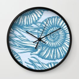 AMMONITE COLLECTION Wall Clock