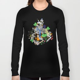 Mine City Long Sleeve T-shirt