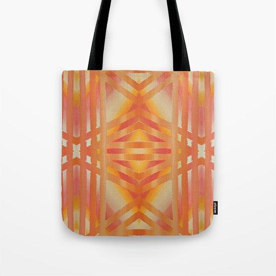 Greca 4x4 Extended version Tote Bag