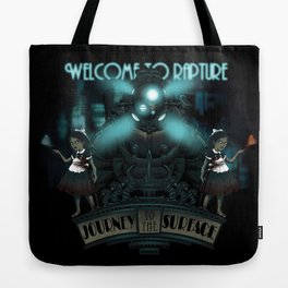 Welcome To Rapture Tote Bag