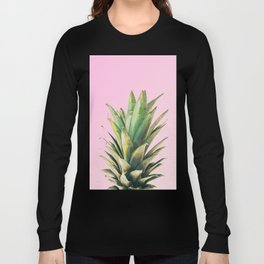Pineapple Pink Long Sleeve T-shirt