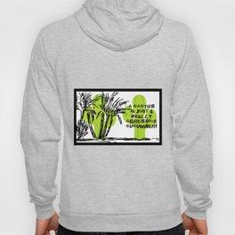 Cactus Pun! - 1 Hoody