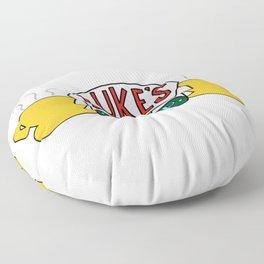 Gilmore Girls/Friends - Luke's Diner at Central Perk Floor Pillow
