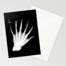Extra Digit X-Ray Stationery Cards