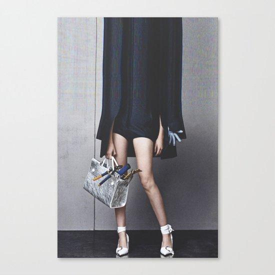 Bazaar #18 Canvas Print