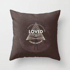 Hoodoo / MUSE / Matt Bellamy Throw Pillow