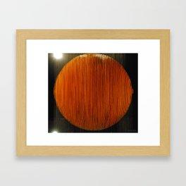 Esfera Caracas Framed Art Print