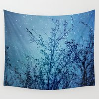 heaven Wall Tapestries featuring Heaven by The Last Sparrow