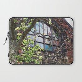 Church Window, Charlottetown Laptop Sleeve