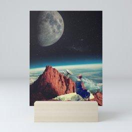 Those Evenings Mini Art Print