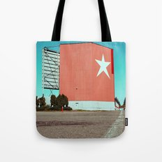 Drive-in relic Tote Bag