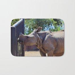 Hungry Hungry Rhino Bath Mat
