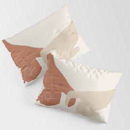Holding On Pillow Sham