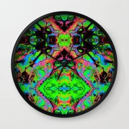 Pretty Dark Wall Clock