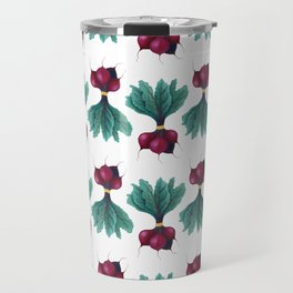 beet bunch Travel Mug