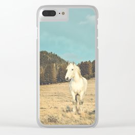 Storms and Light Clear iPhone Case