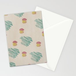 Mushroom 2 Stationery Cards