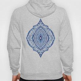 Blue Diamond Hoody