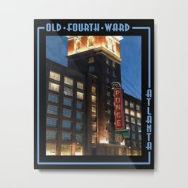 Ponce City Market, Old Fourth Ward Metal Print