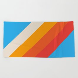Classic Retro Gefjun Beach Towel