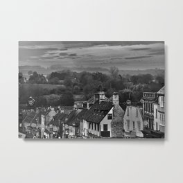 The Cotswolds Metal Print