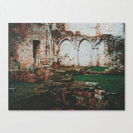Ruins of Culross Canvas Print