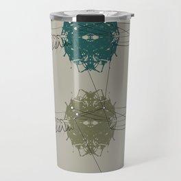 Pharaoh's Symbol Travel Mug