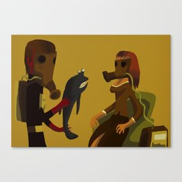 Surrealistic Dream Canvas Print