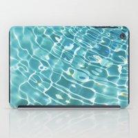 swim iPad Cases featuring Swim by Nimai VandenBos