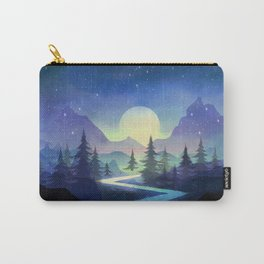 Touching the Stars Carry-All Pouch