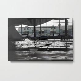 Lousy Water Metal Print