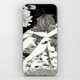 Entrance of the dream iPhone Skin