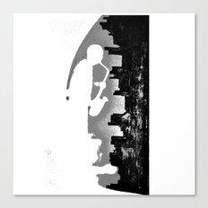Sax.. Canvas Print