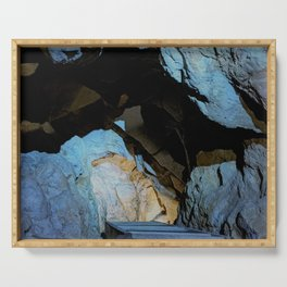 Rushmore cave Serving Tray